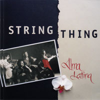 CD Cover Alma Latina